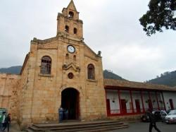 Iglesia Los 12 Arcángeles de Sopó