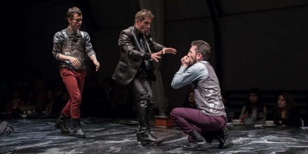 Teatro Varasanta. Banquete antropofágico - Beca de creación pequeño formato 2014